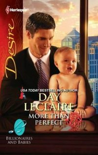 More Than Perfect by Day Leclaire
