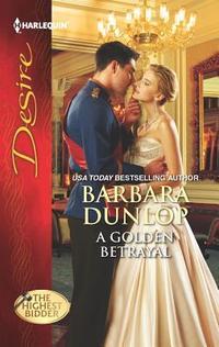 A Golden Betrayal by Barbara Dunlop