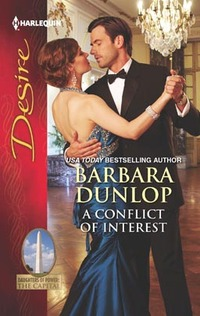 A Conflict of Interest by Barbara Dunlop