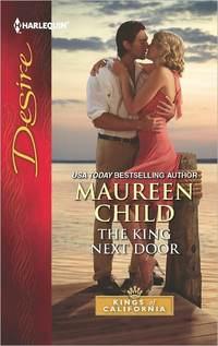The King Next Door by Maureen Child