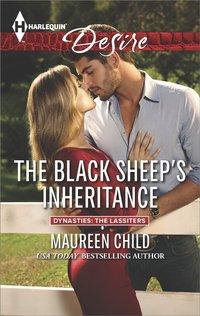 The Black Sheep Inheritence by Maureen Child