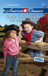 The Inherited Twins by Cathy Gillen Thacker