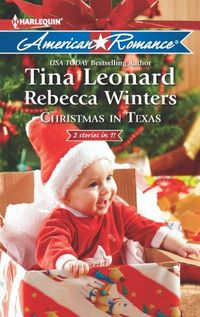 Christmas in Texas by Rebecca Winters