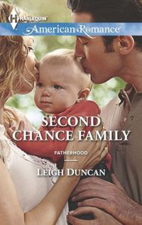 Second Chance Family by Leigh Duncan