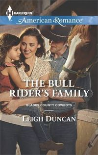 The Bull Rider's Family by Leigh Duncan