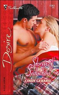 Storm of Seduction by Cindy Gerard
