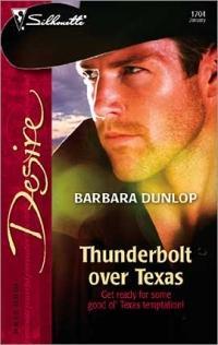 Thunderbolt over Texas by Barbara Dunlop