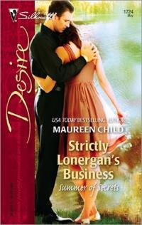 Strictly Lonergan's Business by Maureen Child