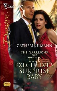 The Executive's Surprise Baby by Catherine Mann