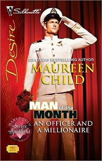 An Officer And A Millionaire by Maureen Child