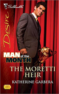 The Moretti Heir by Katherine Garbera