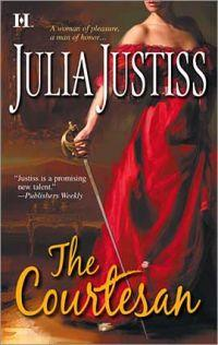 Excerpt of The Courtesan by Julia Justiss