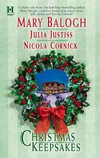 Win CHRISTMAS KEEPSAKES, a classic collection from Julia Justiss