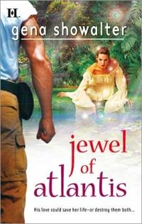 Jewel of Atlantis by Gena Showalter