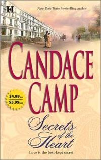 Secrets of the Heart by Candace Camp