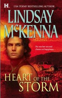 Heart Of The Storm by Lindsay McKenna