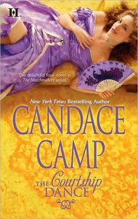 The Courtship Dance by Candace Camp