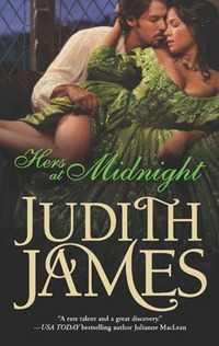 Hers At Midnight by Judith James