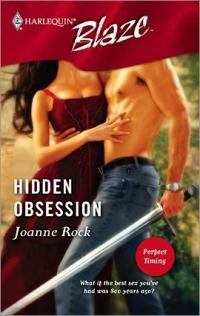 Hidden Obsession by Joanne Rock