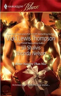 Better Naughty Than Nice by Vicki Lewis Thompson