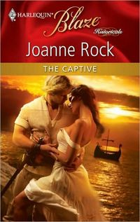 The Captive by Joanne Rock