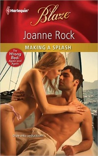 Making A Splash by Joanne Rock