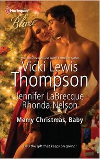 Merry Christmas, Baby by Vicki Lewis Thompson