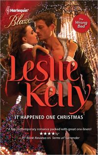 It Happened One Christmas by Leslie Kelly