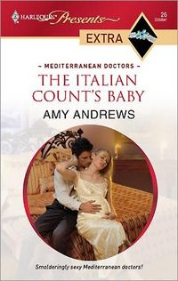 Italian Count's Baby by Amy Andrews