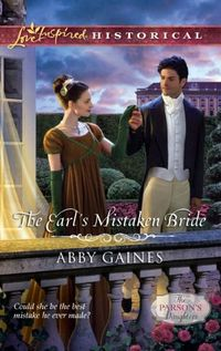The Earl's Mistaken Bride by Abby Gaines
