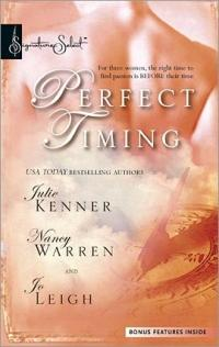 Perfect Timing by Julie Kenner