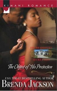The Object Of His Protection by Brenda Jackson
