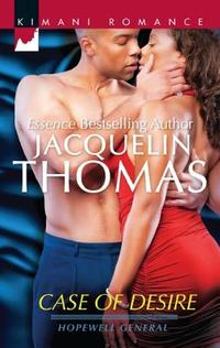 Case Of Desire by Jacquelin Thomas