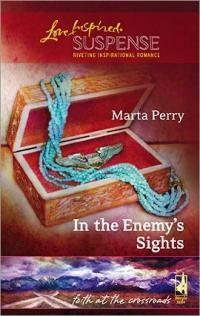 In the Enemy's Sights by Marta Perry