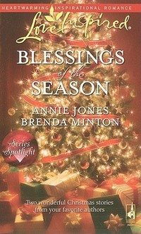 Blessings Of The Season: The Holiday Husbandthe Christmas Letter (Love Inspired) by Annie Jones