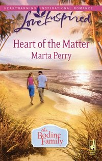 Heart Of The Matter by Marta Perry