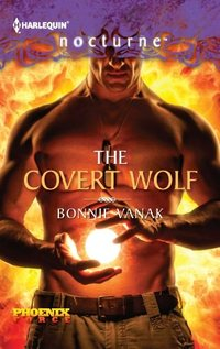 The Covert Wolf by Bonnie Vanak