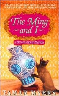 The Ming and I by Tamar Myers