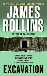 Excavation by James Rollins