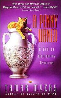 A Penny Urned by Tamar Myers