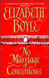 No Marriage of Convenience by Elizabeth Boyle