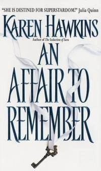 An Affair toRemember by Karen Hawkins