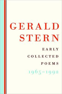 Early Collected Poems, 1965-1992