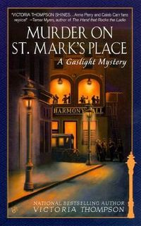 Murder on St. Mark?s Place by Victoria Thompson