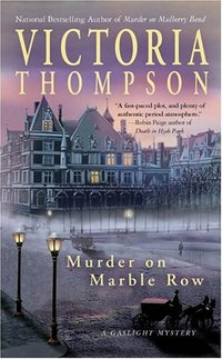 MURDER ON MARBLE ROW