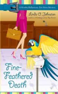 Fine-Feathered Death by Linda O. Johnston