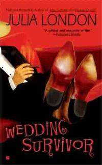 Wedding Survivor by Julia London