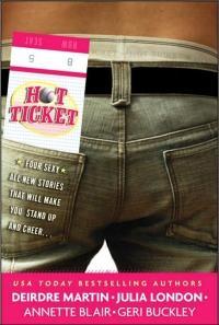 Hot Ticket by Julia London