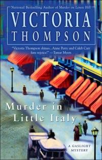 Murder in Little Italy by Victoria Thompson