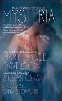 Mysteria by MaryJanice Davidson